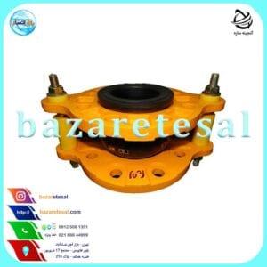 لرزه گیر ارتعاشات صنعتی ایران , بازار اتصال
