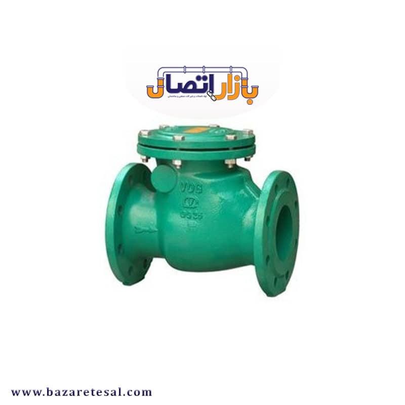 شیر یکطرفه چدنی وگ ایران بی همتا, بازار اتصال