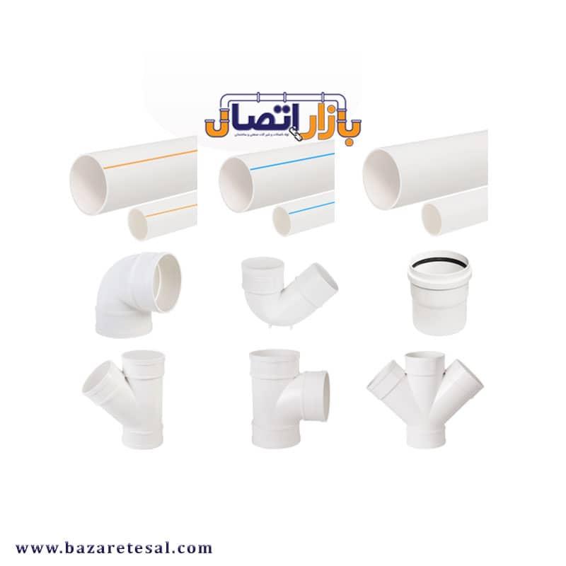 لیست قیمت لوله اتصالات پلیکا فاضلابی وینو پلاستیک, بازار اتصال