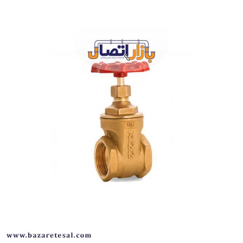 قیمت شیر فلکه برنجی کشویی کیز ایران ،بازار اتصال