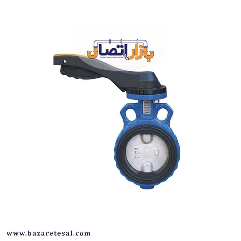شیر پروانه ای چدنی وگ ایران بی همتا, بازار اتصال