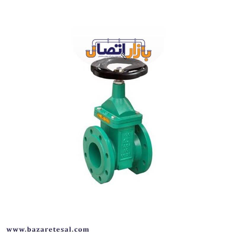 شیر فلکه کشویی چدنی وگ ایران بی همتا, بازار اتصال