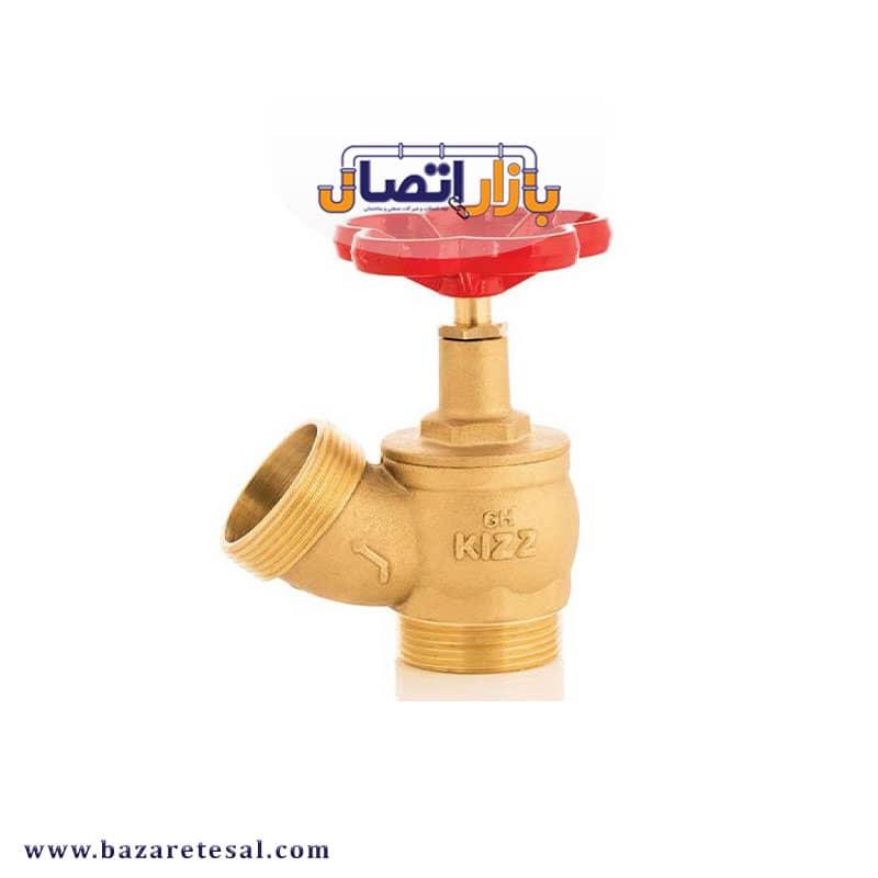 شیر فلکه آتش نشانی کیز ایران, بازار اتصال